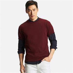 Áo cotton Nam TC18 - Uniqlo