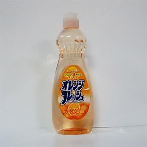 Nước rửa chén,  bát Rocket hương cam 600 ml - TR27