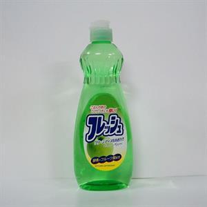Nước rửa, chén bát Rocket hương táo 600 ml - TR24