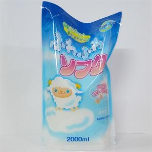 Nước xả làm mềm vải Fuwa Fuwa 2000ml - TR07