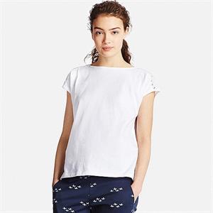 Áo phông nữ cộc tay GU - Uniqlo  - W68