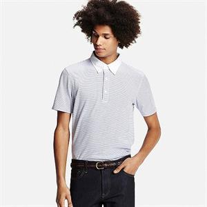 Áo phông nam Dry Ex Uniqlo PM01 - Làm mát và khử mùi mồ hôi