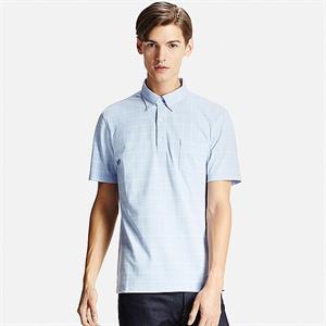 Áo phông nam Dry Ex Uniqlo PM24 - Làm mát và khử mùi mồ hôi