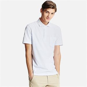 Áo phông nam Dry Ex Uniqlo PM67 - Làm mát và khử mùi mồ hôi