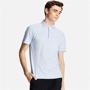 Áo phông nam Dry Ex Uniqlo PM69 - Làm mát và khử mùi mồ hôi