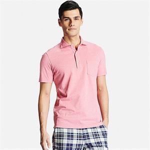 Áo phông nam Dry Ex Uniqlo PM75 - Làm mát và khử mùi mồ hôi