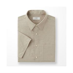 Áo sơ mi nam Uniqlo - Dry Easy Care Shirt - MS48