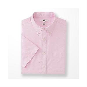 Áo sơ mi nam Uniqlo - Dry Easy Care Shirt - MS45