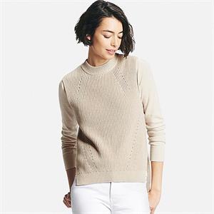 Áo len gile nữ Uniqlo -  WL117