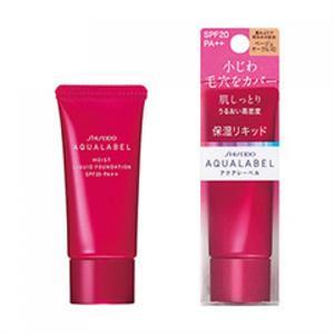 Kem nền dưỡng ẩm Shiseido AquaLabel Moist Liquid Foundation SPF 20