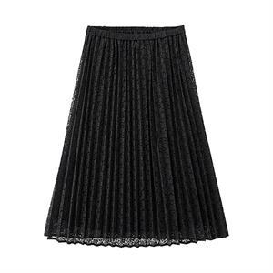 Chân váy ren Gu - Uniqlo xinh xắn -  WD128