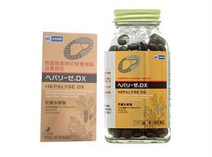 Viên uống giải độc gan cao cấp MK Hepalyse DX 140 viên