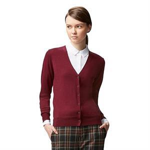 Áo len nữ Extra Fine Merino Uniqlo - WL53