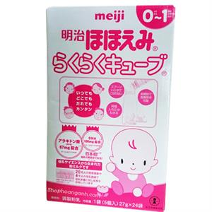 Sữa Meiji 0_thanh hộp to 24 thanh - MT03