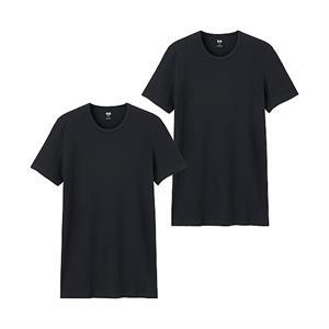 Set 2 áo cotton Nam  Uniqlo - TC10