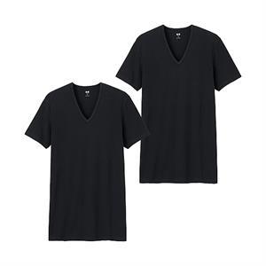 Set 2 áo cotton Nam  Uniqlo - TC13