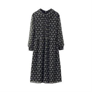 Váy voan nữ Uniqlo - Dark Gray - WD124