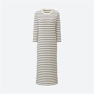 Váy kẻ nữ  Uniqlo xinh xắn - WD55