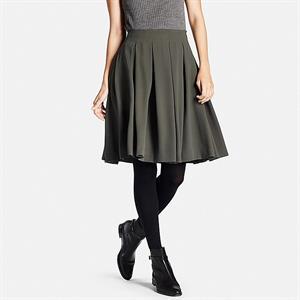 Váy xếp ly Uniqlo xinh xắn -  WD43