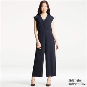 Bộ jumpsuit nữ Uniqlo - WS145