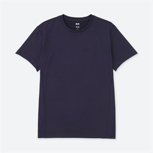 Áo thể thao Uniqlo - Dry Ex, Anti-Bacterial AT02