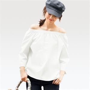 Áo Uniqlo nữ - cotton siêu mịn WS114