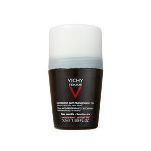 Lăn khử mùi Vichy đen  của Pháp - Dành cho nam