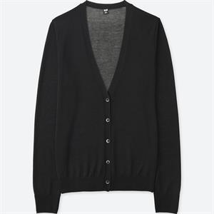 Áo khoác len nữ Uniqlo  - WL95