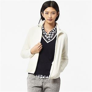 Áo khoác nhẹ lông cừu Uniqlo - LC7