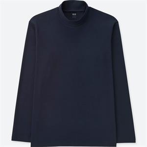 Áo cotton dài tay Nam  TC41 - Uniqlo