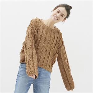 Áo len nữ Gu - Uniqlo - WL33