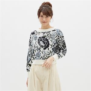 Áo len nữ Gu - Uniqlo - WL136