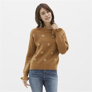 Áo len nữ Gu - Uniqlo  - WL143