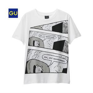 Áo phông nữ cộc tay GU - Uniqlo  - W73
