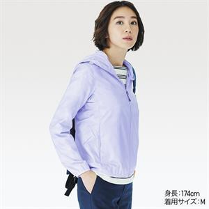 Áo gió nữ Uniqlo - UV cut 03