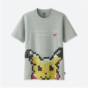 Áo phông cotton  TF24 - Uniqlo