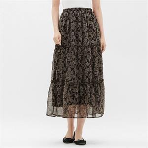 Chân váy  nữ Gu -Uniqlo  xinh xắn - WD158