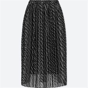 Váy xếp ly Uniqlo xinh xắn - WD169