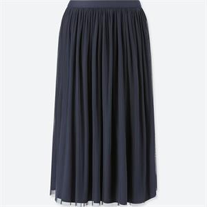 Váy xếp ly Uniqlo xinh xắn - WD168