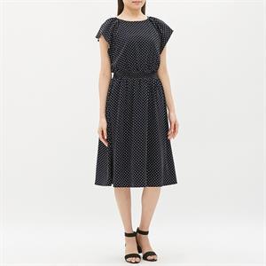 Váy chấm bi GU - Uniqlo xinh xắn - WD201