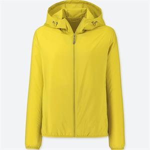 Áo gió nữ Uniqlo - 45 Yellow