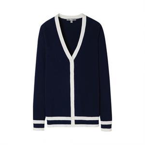 Áo len nữ kẻ ngang Uniqlo - WL22