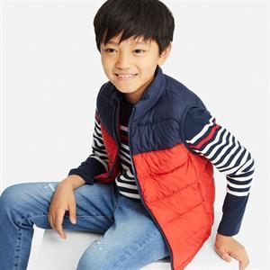 Áo gile siêu nhẹ trẻ em BD01
