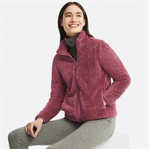 Áo khoác lông cừu Uniqlo - WJ56