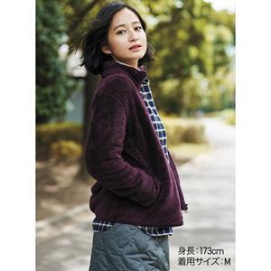 Áo khoác lông cừu Uniqlo - WJ57