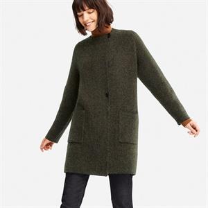 Áo choàng len nữ WW03