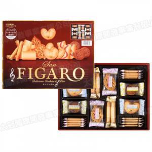 Bánh quy Figaro Nhật chocolate