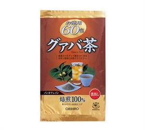 Trà lá ổi non Orihiro - thanh mát, thải độc, giảm cân