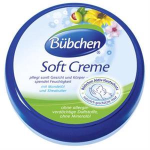 Kem dưỡng da mặt và toàn thân Bübchen Soft creme