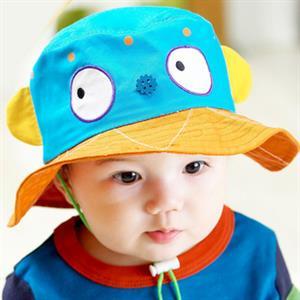 Mũ rộng vành cho bé MRV002